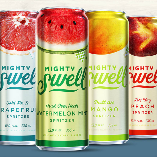 Mighty Swell Spritzers