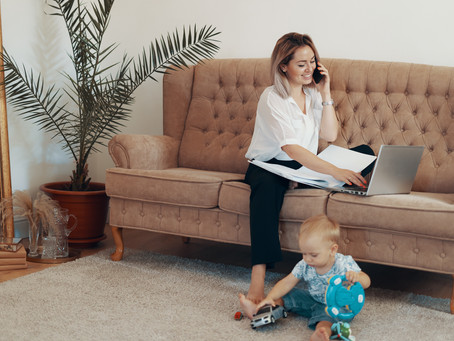 How To Cope With Everything As A Busy Mom