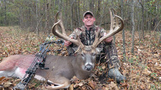 2014 WINNER OF BIG BUCK CONTEST