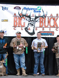 Big Buck Classic County Plaques