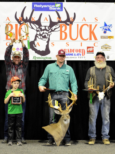Big Buck Classic County Awards