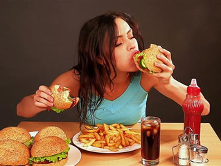 Are you too reliant on food?