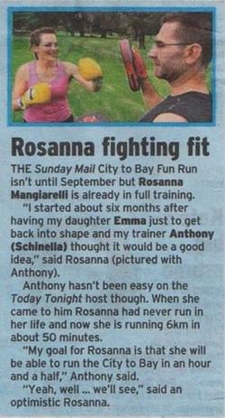 Sunday Mail, 2010