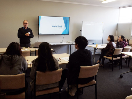 """""""You're Hired!!"""" Workshop in Auckland"""