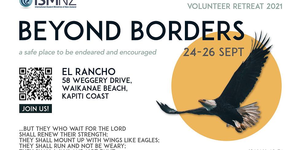 2021 Staff Worker & Volunteer Retreat