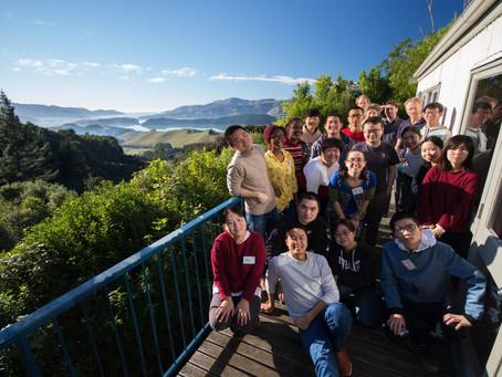 Regional Camp Report: South Island