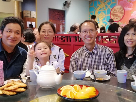 Alumna Sharing: Jinping from Palmy