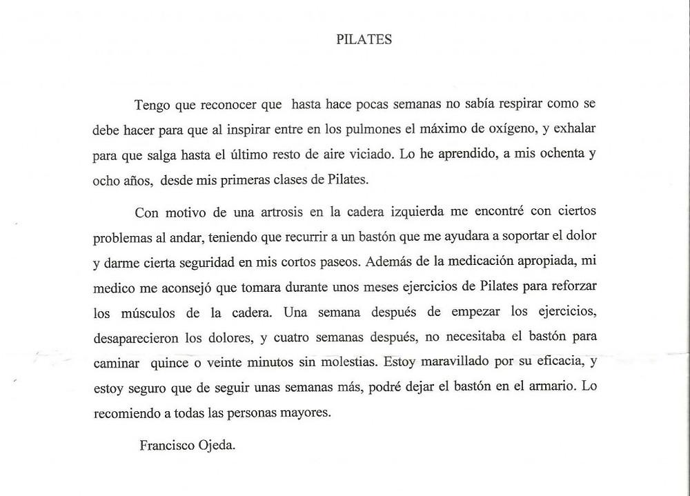 francisco pilates