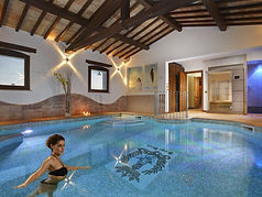 Borgo Brufa Golf & Spa Resort, offerte golf  e spa, centri benessere in Umbria, elleeffetravel