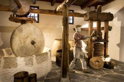 Antico Frantoi doria, museo dell'olivo, vele d'epoca