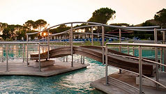 Terme di Saturnia Golf & Spa Resort, offerte golf  e spa, centri benessere in Toscana, elleeffetravel