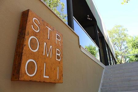 Acceso Restaurante Stromboli