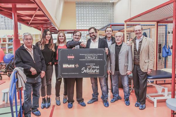 El IV Vermú Solidario recauda casi 22.000 euros para la Fundación Nipace