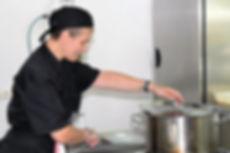Cocina Restaurante Stromboli
