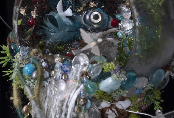 Gaia - Side Detail - Head
