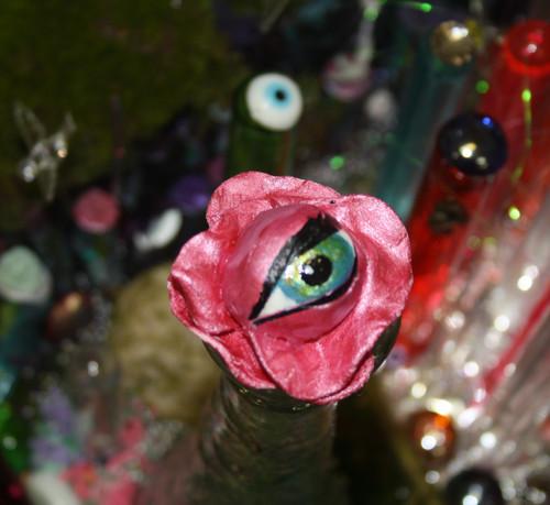 River Herstory - Rose Eye Detail