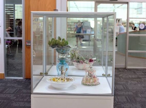 Redcliffe Foyer Exhibition