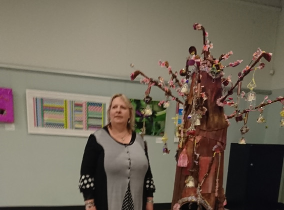 Tree of Life, Ann Russell