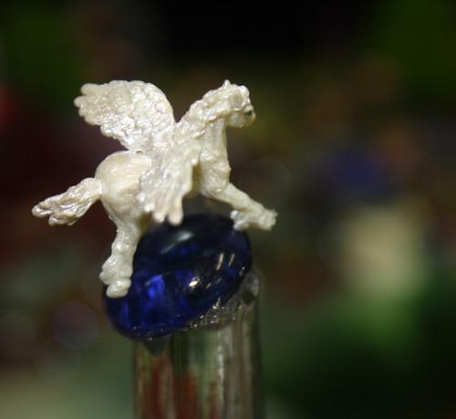 River Herstory - Pegasus Detail