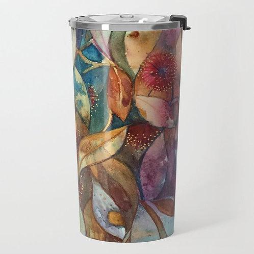 Gum Blossom Travel Mug
