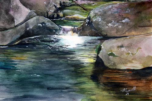 Cedar Creek Cascade