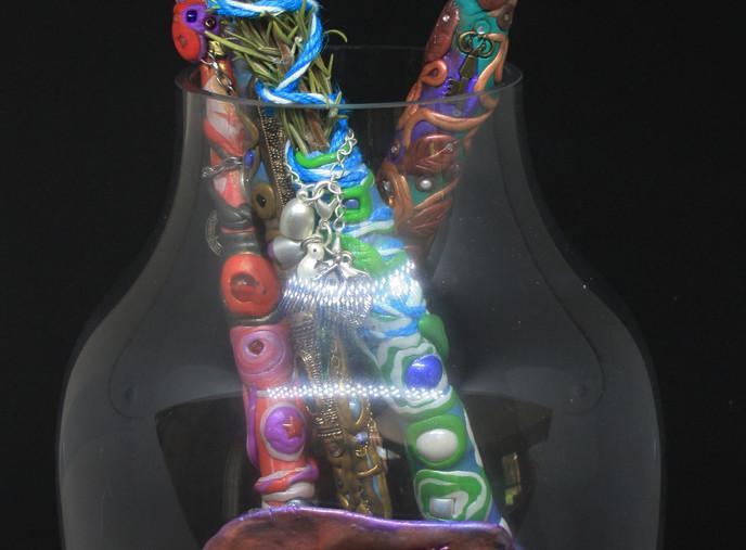 Magick Art Tool Jar