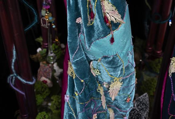 Gaia - Skirt Detail