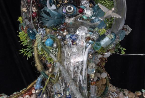 Gaia - Front Detail - Head
