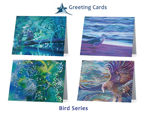 Bird Card Pack