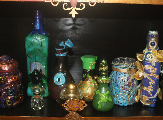 Third Shelf