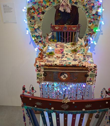 Magic Mirror in situ at Caboolture Hub