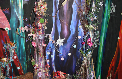 Enchanted Forest Panel