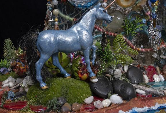 Gaia - Detail - Unicorn