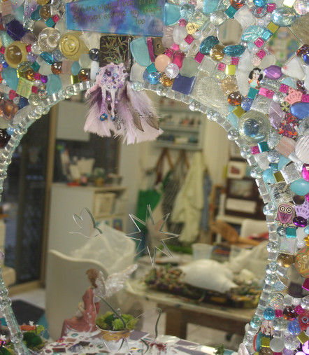 Magic Mirror - Detail