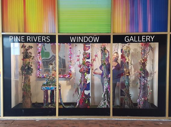 Ann Russell, Window Gallery