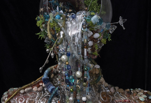 Gaia - Front Detail - Head and Shoulders