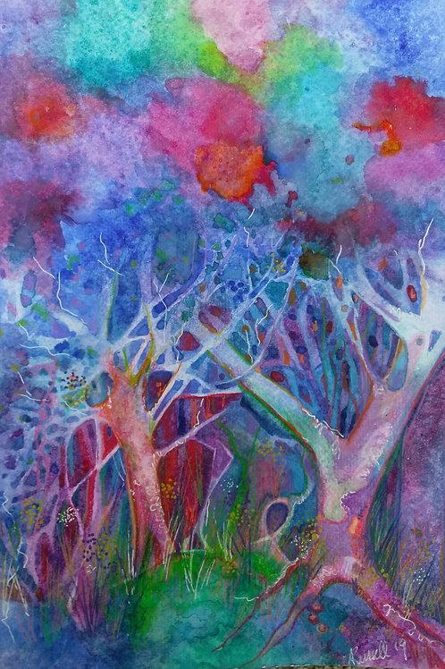 'Tolkein's Trees'