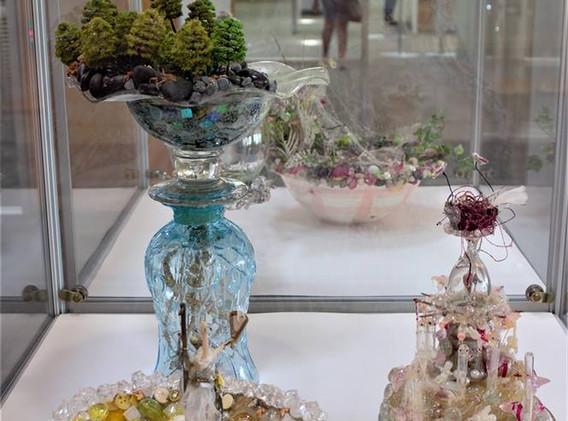 'Cedar Creek Dreaming', 'Swan Lake' and 'Her Ivory Tower'