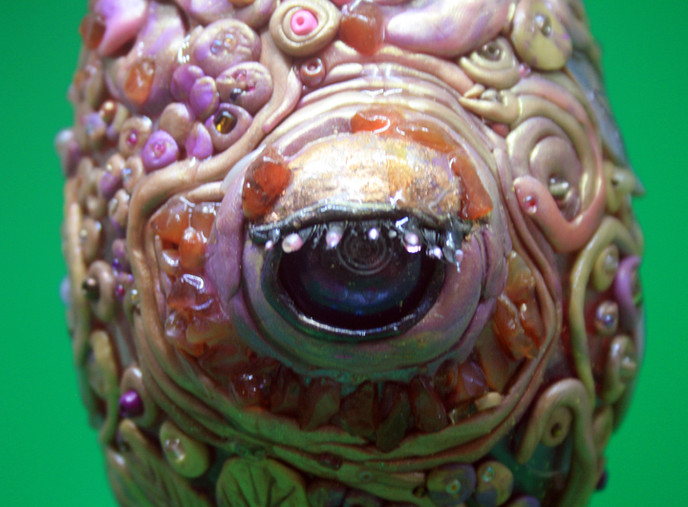 The Holy Grail - Eye Detail