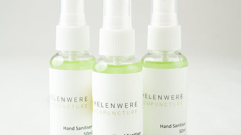 6 x 50ml Essential Oil Hand Sanitiser