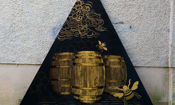 Aberfeldy Whisky. Panel 4. Casks.
