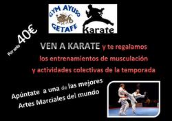 oferta karate