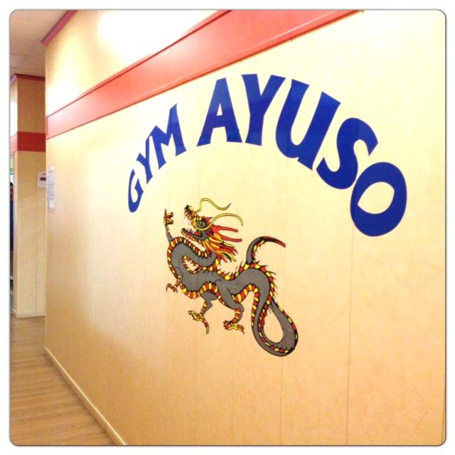 Gym Ayuso