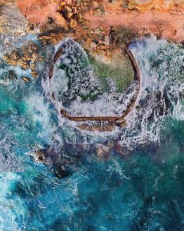 Victoria Street Laguna Beach Circular Pool.jpg