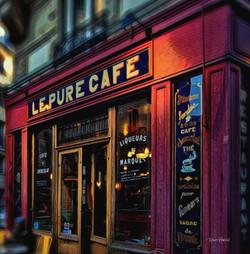Le Pure Cafe - Paris