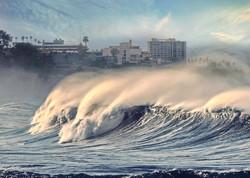 La Jolla Shores Storm Surf