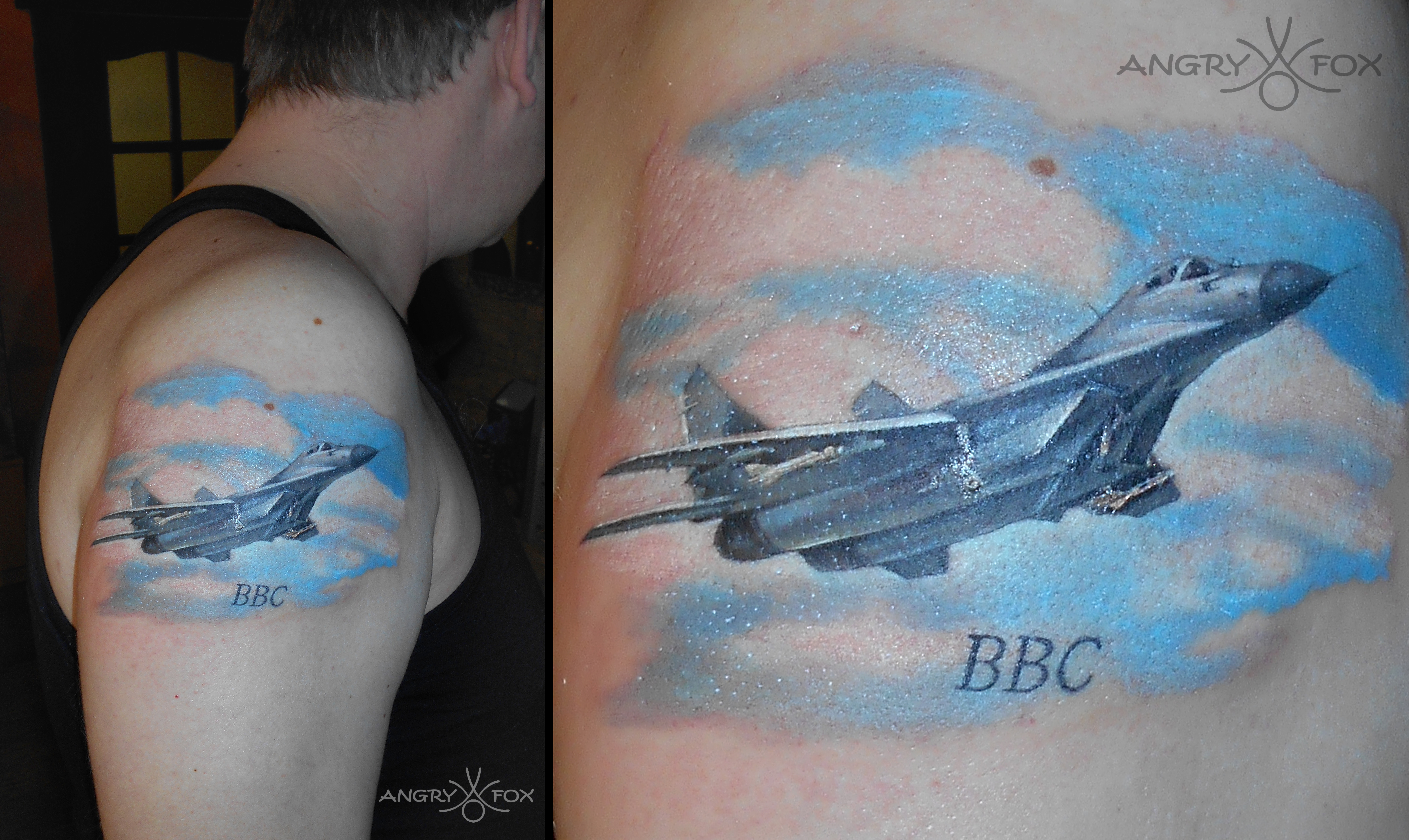 Superiore армейские татуировки ввс