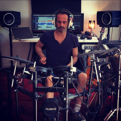 Rock tha casba #drumsession #drumrecord #rock #musicforbrands #musicforproductions #musicproducer #p