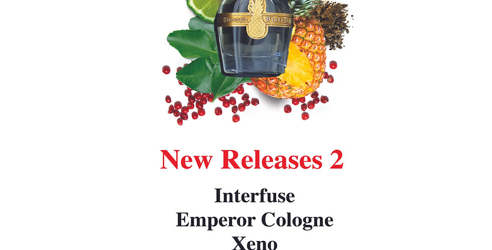 New Releases Samples - 2