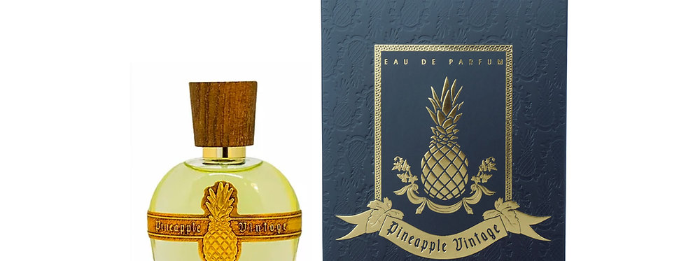 Pineapple Vintage Noir